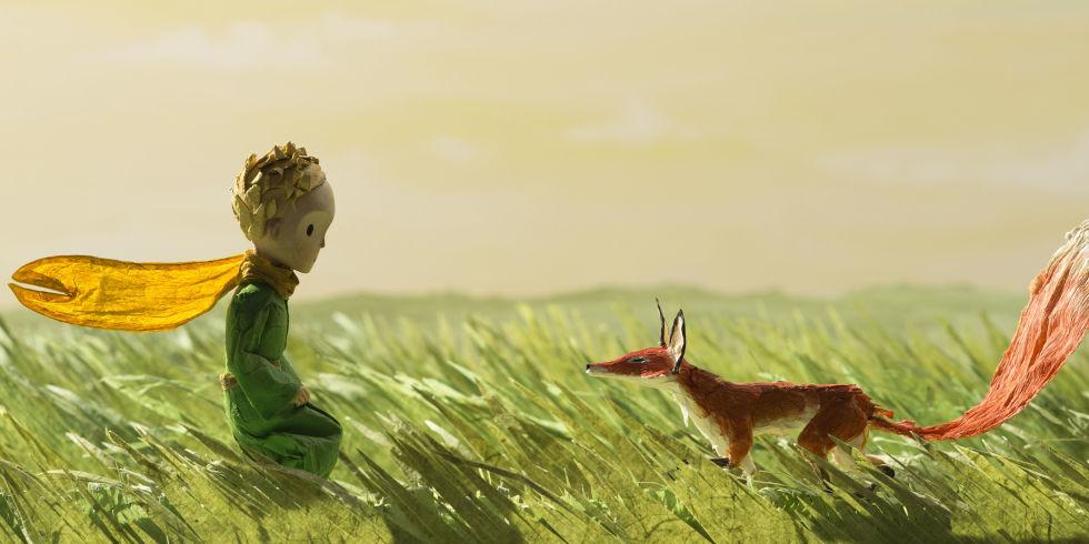 Quando il Piccolo Principe incontra la Volpe
