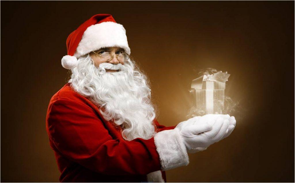 Babbo Natale è un Coach!