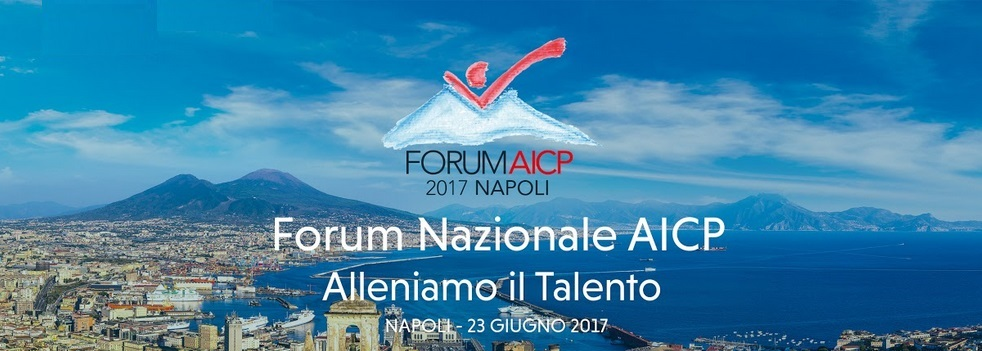 7° Forum Nazionale AICP – Napoli