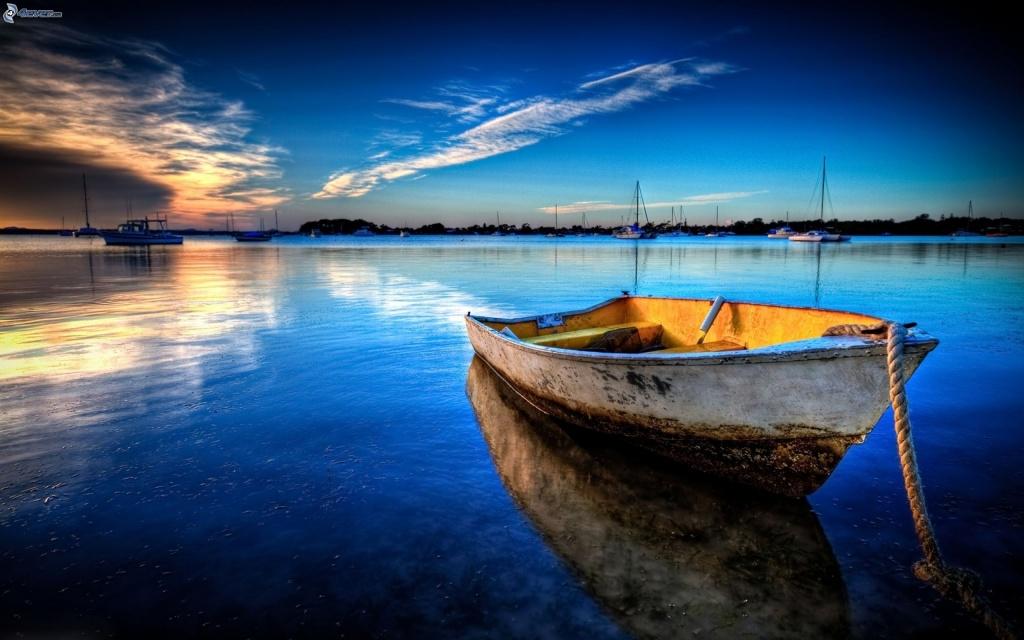 Una barca vuota