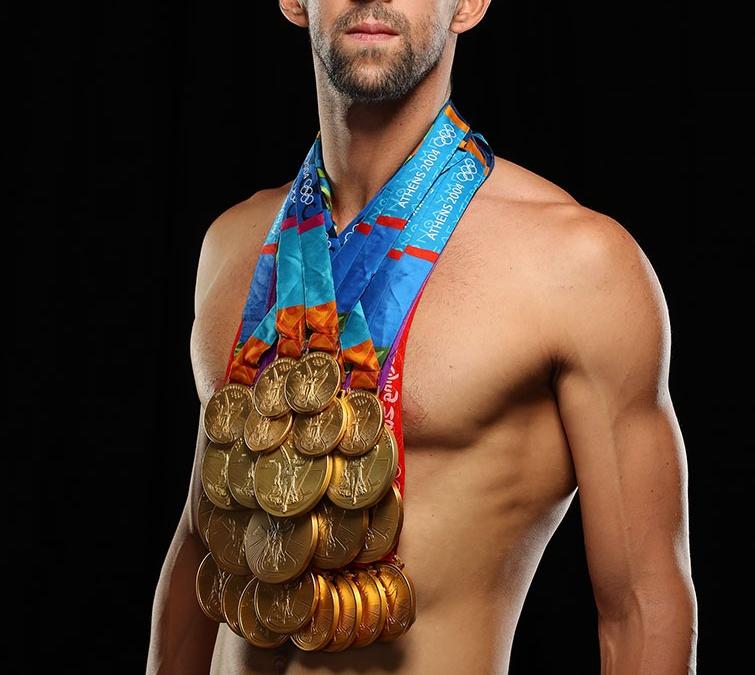 La storia di Michael Phelps. Disciplina e Immaginazione