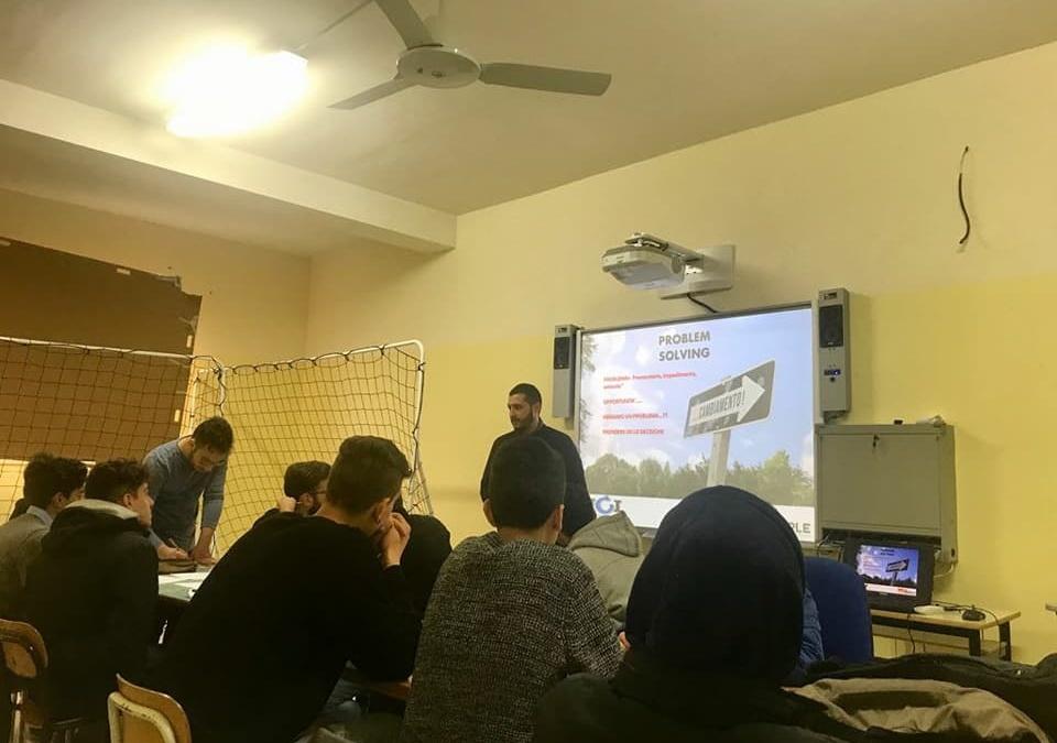 Scuola: Team Working e Problem Solving
