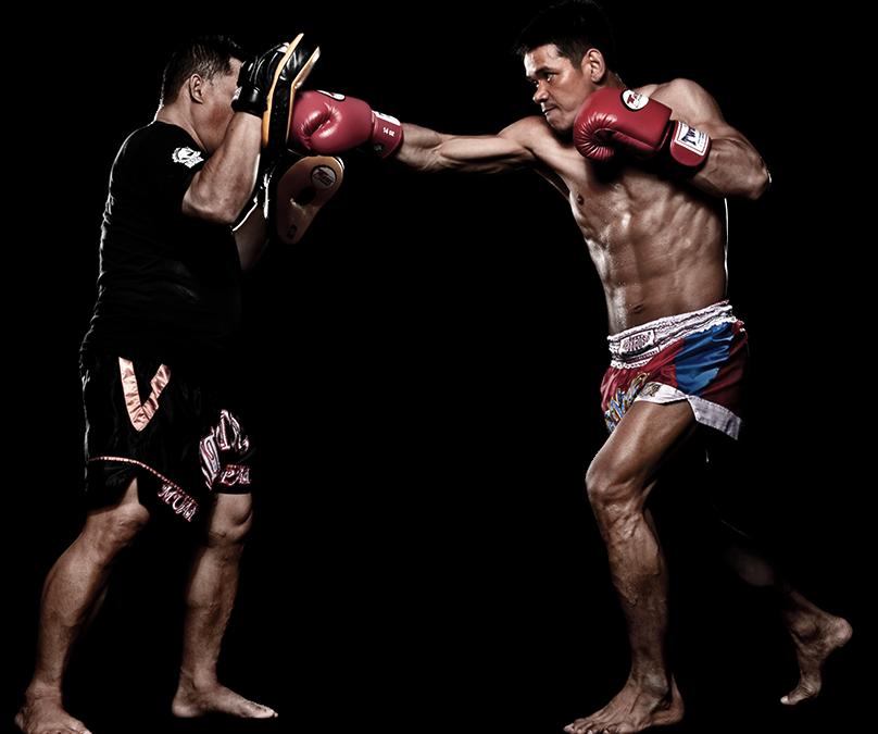 Muay Thai e Sport Coaching