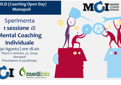 C.O.D. (Coaching Open Day) Monopoli