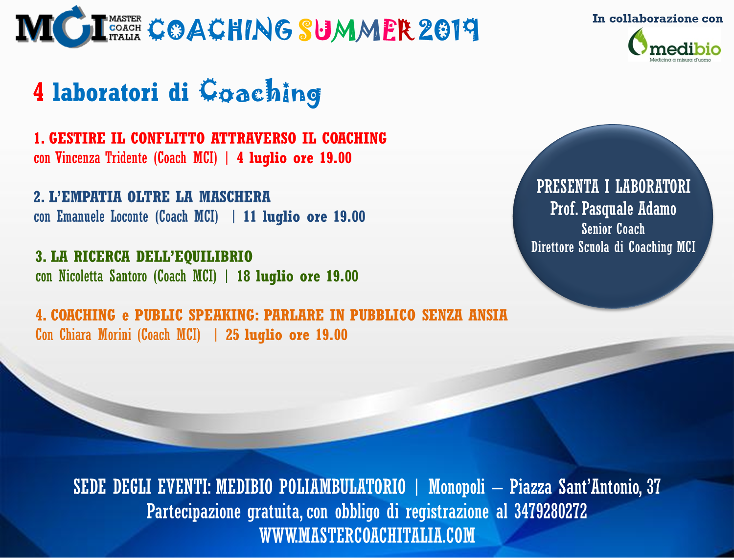 Coaching Summer
