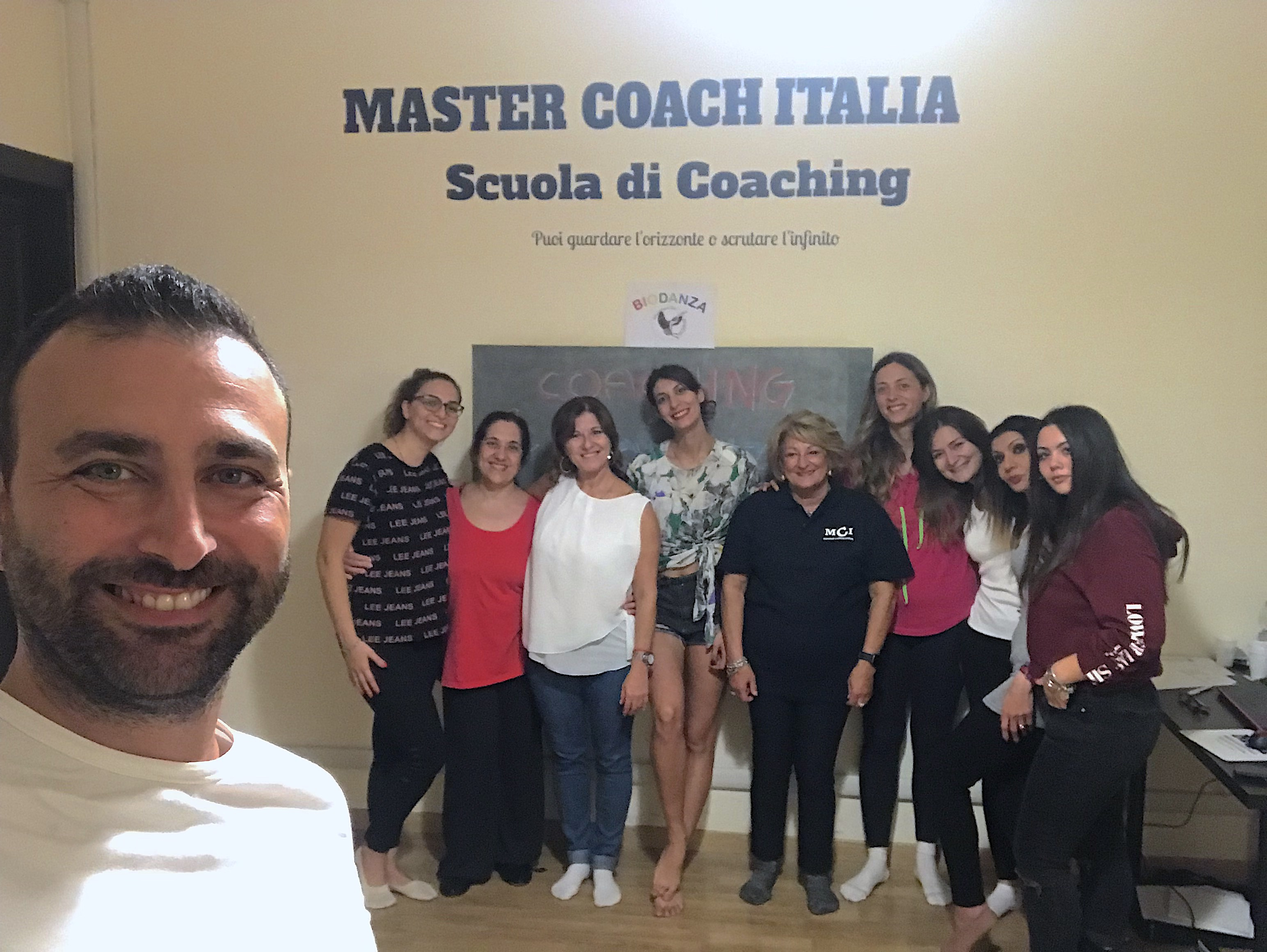 Coaching e Biodanza