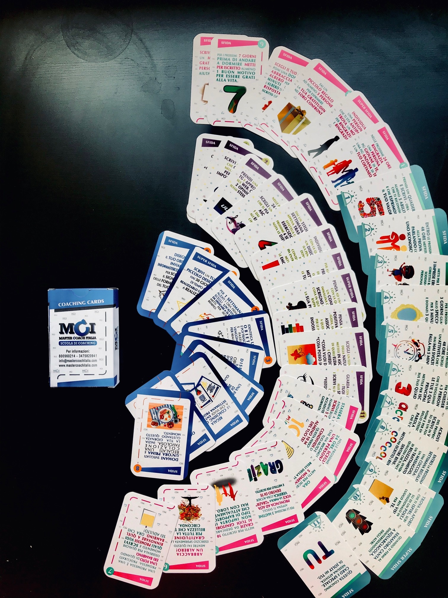 COACHING CARDS, IL GIOCO DEL SELF COACHING
